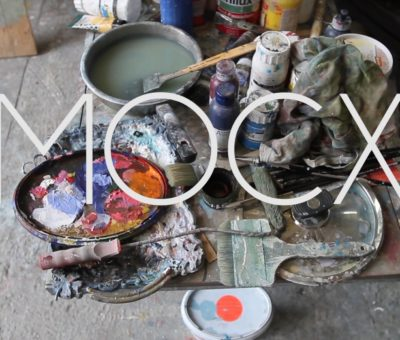MOCX Atelierbesuch