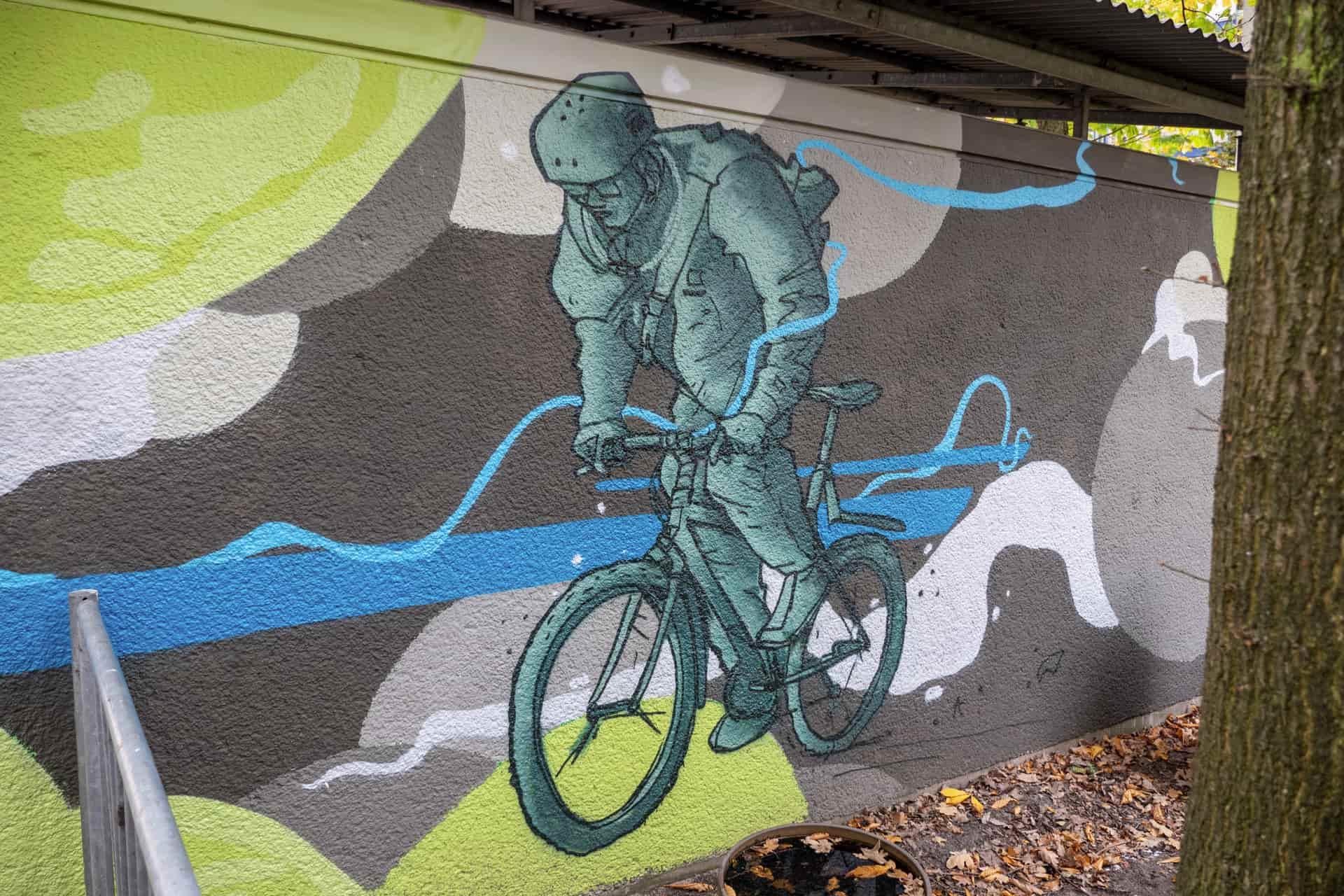Graffiti in Hannover Jascha Müller