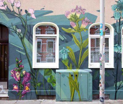 Nedderfeldstrasse Blumen