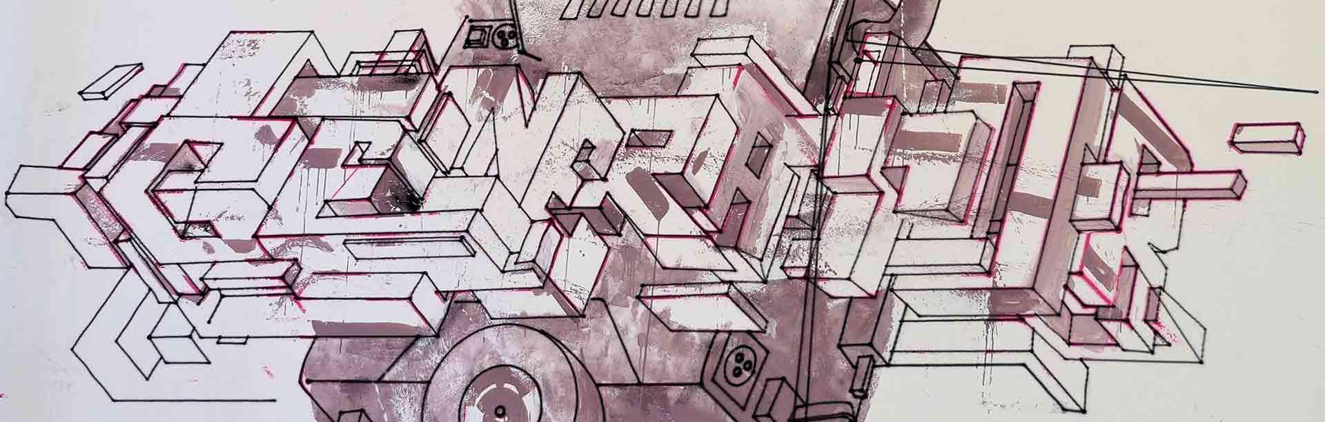 Generator - Graffiti Sprengel Museum